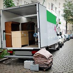 Möbeltransporte in Berlin und Deutschland